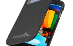 Surfr Ultra Slim Battery Backup & Solar Powered Case For Galaxy S4